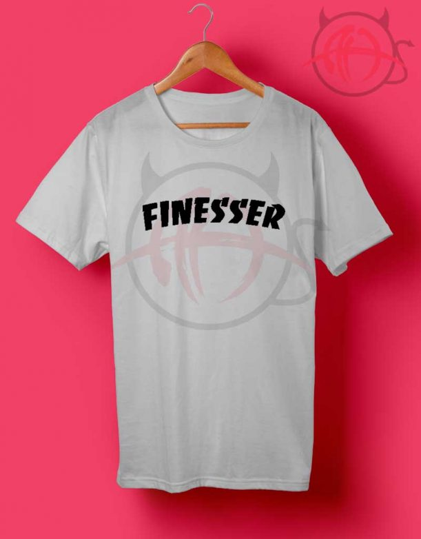 Finesser Quotes Thrasher 611x782 Finesser Quotes Thrasher T Shirt