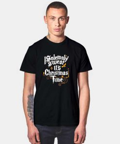 I Solemnly Swear Its Christmas Time T Shirt