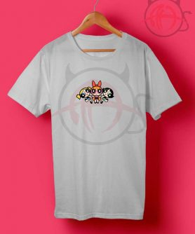 Powerpuff Girls T Shirt