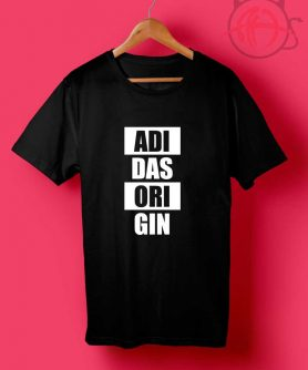 Adidash Origin Quotes T Shirt