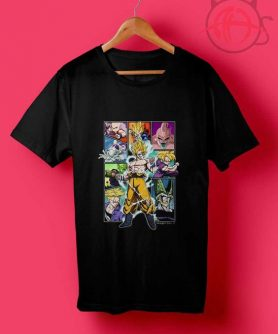 Ripple Junction Dragon Ball Z T Shirt