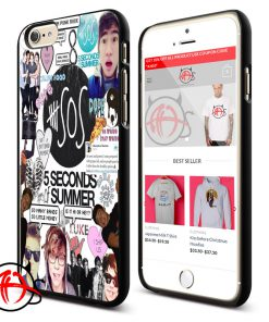 5 SOS Cute Collage Protective Phone Cases Trend