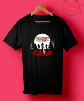 Stranger Things Finding Will T Shirts