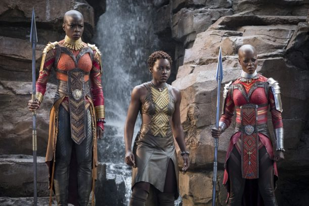 Black Panther Sets Box Office Record 611x407 Black Panther Sets Box Office Record With Estimated $202M
