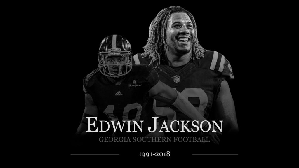 'RIP Pound Cake': Cardinals players respond to death of linebacker Edwin Jackson
