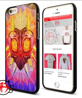 Zelda MAjoras Mask Colorfu Phone Cases Trend