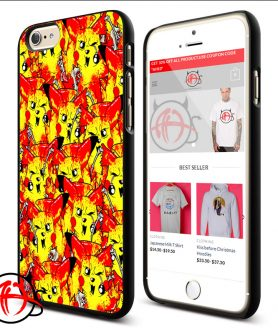 Zombie Pokemon Pikachu Phone Cases Trend