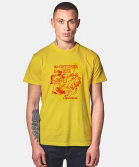 The Catcher In The Rye Vintage T Shirt