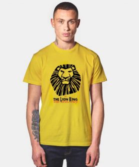 The Lion King Musical T Shirt