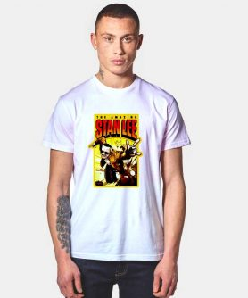 The Amazing Stan Lee T Shirt