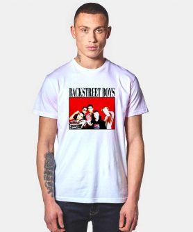 Backstreet Boys Vintage T Shirt