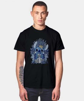 Stitch King Game Of Thrones T Shirt