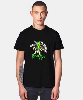 Pickle Rick John Wick T Shirt