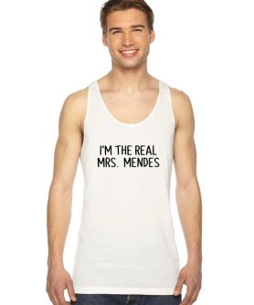 I'm The Real Mrs. Mendes Tank Top