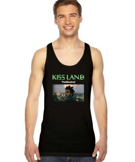 Kissland The Weeknd Tank Top