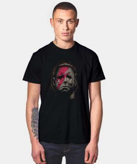Michael Myers Ziggy T Shirt