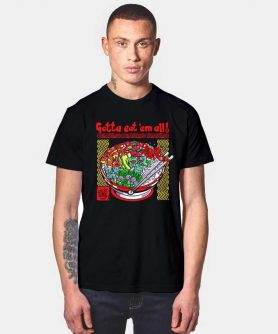 Pokemon Rice Bowl T Shirt