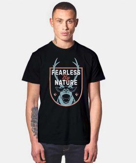 Frozen 2 Fearless Nature T Shirt