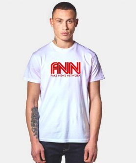 CNN Fake News Network T Shirt