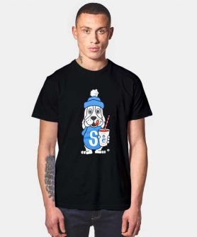 Cute Animal Saintwoods T Shirt