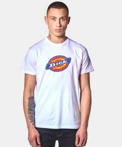 Dick Dickies Parody T Shirt