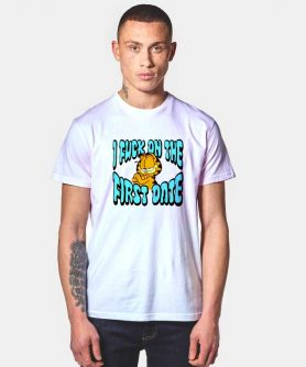 Garfield I Fuck On The First Date T Shirt