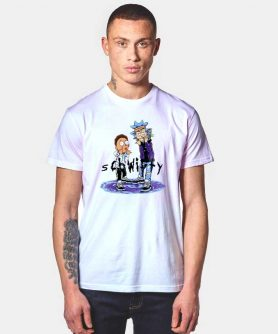Ric and Morty Concord 11 Jordan T Shirt