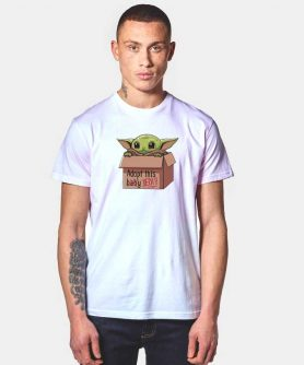 Baby Yoda Unique Gift For Star Wars Lovers T Shirt