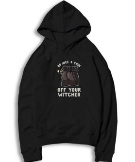 Cheap Bounce a Coin Off Your Witcher Hoodie