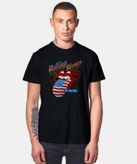 The Rolling Stones Parking Lot 2019 T Shirt