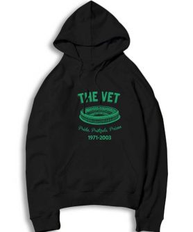 The Vet Philadelphia Veterans Stadium Hoodie